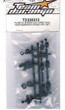 DURANGO DEX210/410 PLASTIC SHOCK COLLARS,14mm HEXES TD330312 NEW UNUSED