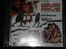 Ennio Morricone / Bruno Nicolai QUANDO LE DONNE AVEVANO LA CODA OSTs