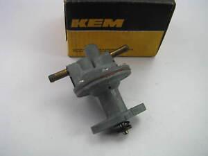 Kemparts 1106 Mechanical Fuel Pump 71-74 Ford Pinto Mercury Capri 2.0L