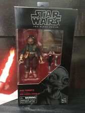 Star Wars Black Series Maz Kanata - The Last Jedi 6 Inch Figure