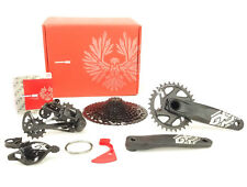 SRAM GX Eagle 12 Speed Groupset 170mm 32t GXP Boost Cranks,Rear Derailleur,10-50
