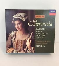 'Rossini: La Cenerentola'  (CD, 1993) Complete & Tested! Great Condition!