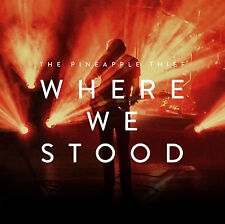 The Pineapple Thief - Where We Stood Digipak * CD