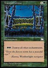 *MRM* FR Bosquet tranquille - Tranquil Grove MTG Weatherlight