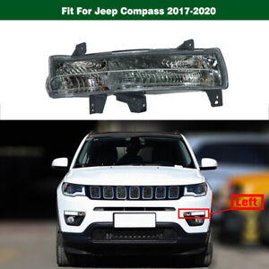Side Marker Parking Turn Signal Corner Light Left For Jeep Compass 2017-2020