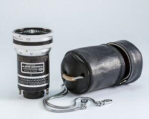 Vintage Director's viewfinder - Alan Gordon Model III-B 35-16mm