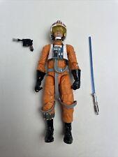 Star Wars Black Series Luke Skywalker X-Wing Pilot 6-inch, Loose and Complete!