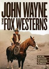 John Wayne Westerns DVD & Blu-ray Movies