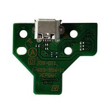 12 Clavijas USB Puerto de Carga Placa JDS-011 Para sony PS4 Dualshock Mando A221