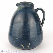 Studiokeramik Krug Vase BEATE KUHN ? markiert • German Art Pottery 60er 70er