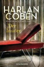 R*19.09.2016 Der Insider - Myron Bolitar ermittelt (3) von Harlan Coben