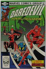 Daredevil #174 (Sep 1981, Marvel), NM+, Elektra appearance, Frank Miller art