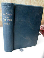 THE STORY Of AN OLD FARM,1889,Andrew D. Mellick Jr.,1st Ed