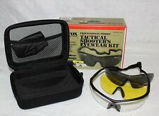 Military Tactical Shooters Eyewear Shatterproof Polycarbonate Anti Scratch Lens
