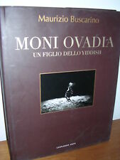 M. Buscarino - MONI OVADIA un figlio dello Yiddish - Leonardo Arte - 2000