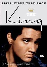 Elvis Presley Box Set PG Rated DVDs & Blu-ray Discs