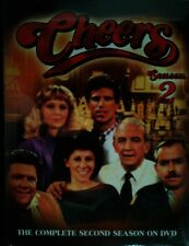 CHEERS The COMPLETE SECOND SEASON All 22 Episodes + Special Features SEALED