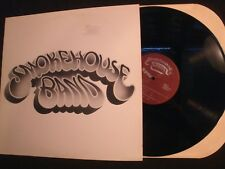 SMOKEHOUSE BAND - S/T - Private Vinyl 12'' Lp./ Signed / Southern Folk Rock