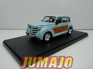 R4L37 Passion RENAULT 4 L 1/43 : RENAULT 4L Iguana Kit Car Espagne