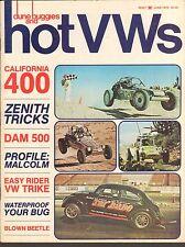dune buggies and hot VWs magazine   1973 June   SCCA Formula Vee & off road