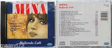 MINA MOLIENDO CAFE' RARE CD 1992 SIGILLATO  SEALED