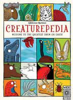 Creaturepedia by Barman, Adrienne (Hardback book, 2015)