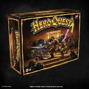 HeroQuest Heroic Tier Boardgame PREORDER EARLY 2022