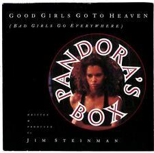 "Pandora's Box - Good Girls Go To Heaven (Bad Girls Go Everywhere) - 7"" Record"