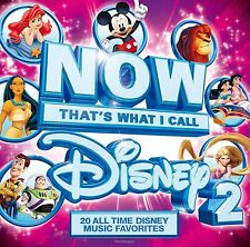 Now That's What I Call Disney Vol. 2 by Various Artists (CD, Dec-2013) NEW
