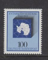 WEST GERMANY MNH STAMP DEUTSCHE BUNDESPOST 1981 MAP OF ANTARCTIC TREATY  SG 1981