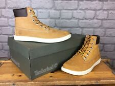 TIMBERLAND LADIES UK 4 EU 37 WHEAT NUBUCK LONDYN BOOTS RRP £120
