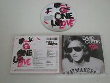 DAVID GUETTA/ONE LOVE(VIRGIN-GUM PROD 5099968511104) CD ALBUM