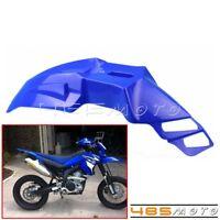 Supermoto Dirt Bike Front Fender Mudguard For Yamaha WR250F/X WR450F YZ XT Blue
