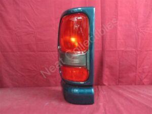 NOS OEM Dodge Ram 1500 Sport Tail Lamp Light 1997 - 99 Left Hand EMERALD GREEN