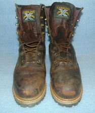 Men's Carolina Steel Toe Waterproof Boots Size 11D