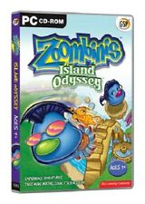 Zoombinis Island Odyssey, PC CD-Rom Game.