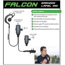 Earphone Connection FALCON Earpiece for ICOM F3G F3GS F4G F4GS F11 F21 F31 F33
