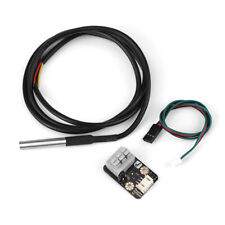 DS18B20 Water Temperature Sensor with Waterproof Probes for Arduino 3V~5.5V