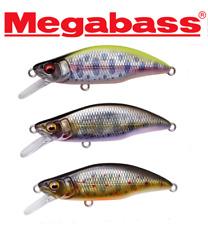 MEGABASS GREAT HUNTING HUMPBACK JAPAN SELECT SIZE SELECT COLOR BFS JDM TROUT GH