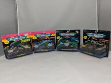 Star Trek Micro Machines Collections 65825 Galoob Numbers 1-3, and 5 Sealed