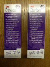 CAVILON DURABLE BARRIER CREAM 92g x 2 - BRAND NEW UNOPENED