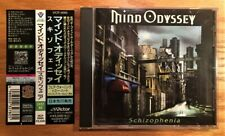 Mind Odyssey - Schizophenia (Original Japan CD w/ OBI) Victor Smolski - Rage