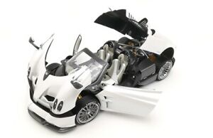 Pagani Huayra Roadster White 1:18 Model LCD18002WH LCD MODELS