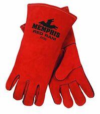 Mcr Safety 4720 Red Ram Premium Welders Gloves 13 In 1 Pair