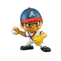 Atlanta Braves Lil Teammate Pitcher Action Figure