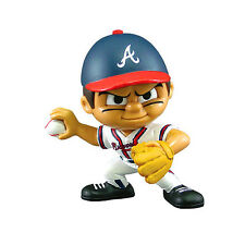 Atlanta Braves Lil Teammate Pitcher Action Figure