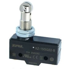 Roller Z Series Microswitch SPDT 15A 250VAC