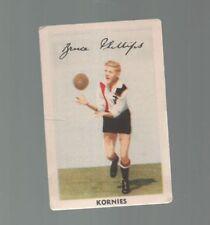STKILDA The Saints KORNIES 1951 - BRUCE PHILLIPS #7 STKILDA