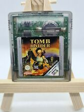 TOMB RAIDER NINTENDO GAME BOY COLOUR VIDEO GAME TESTED AND WORKING