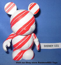 """DISNEY VINYLMATION 3"""" CANDY CANE CHRISTMAS HOLIDAY SERIES 2"""